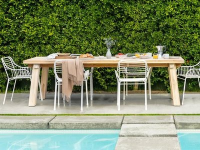Nala Outdoor Dining Package - 6 Seater