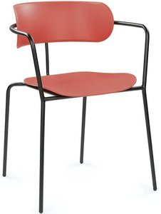 Article Colibri Dining Chair Quince Red (Set of 2)