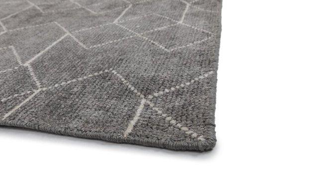 Polygon Rug 8 X 10 Basalt Gray