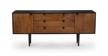 Envelo Sideboard Black Walnut