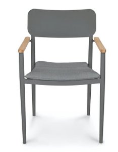 Article Elan Dining Chair Dark Gray (Set Of 2)