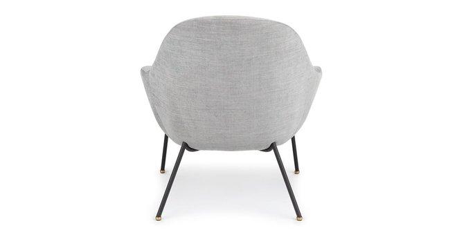 Savary Lounge Chair Gull Gray