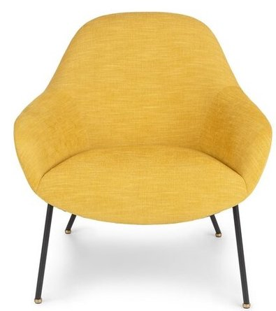 Article Savary Lounge Chair Finch Yellow