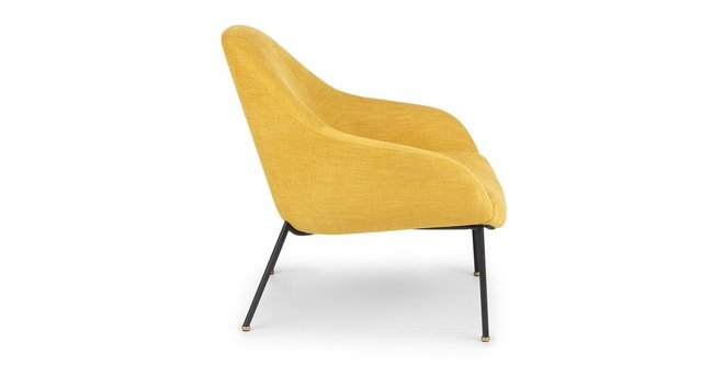 Savary Lounge Chair Finch Yellow