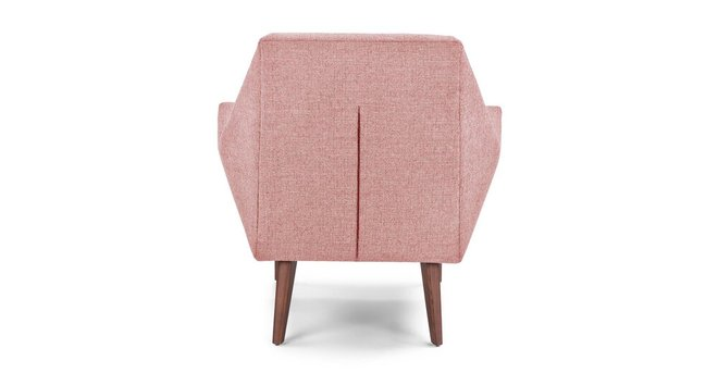 Angle Armchair Berry Pink