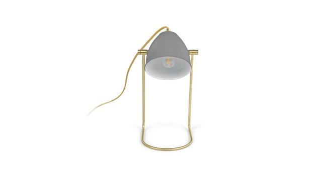 Fila Table Lamp Gray
