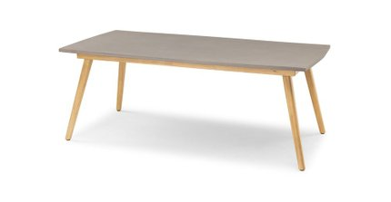 Atra Dining Table For 6 Concrete