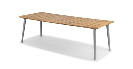 Latta Dining Table For 8 Beach Sand