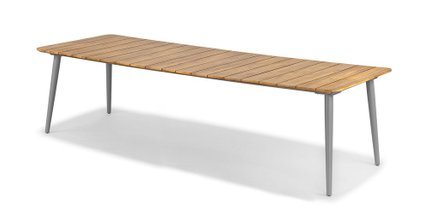Latta Dining Table For 10 Beach Sand