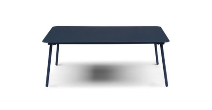 Article Verra Coffee Table Indigo Blue
