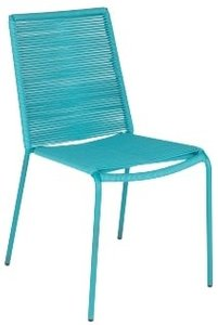Article Zina Dining Chair Lago Aqua (Set of 2)