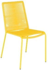 Article Zina Dining Chair Freesia Yellow (Set of 2)