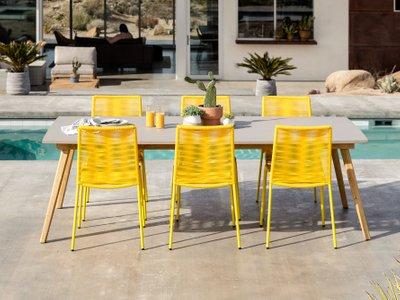 Simone Outdoor Dining Package - 6 Seater