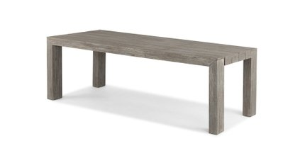 Atica Dining Table For 8 Gray