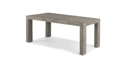 Atica Dining Table For 6 Gray