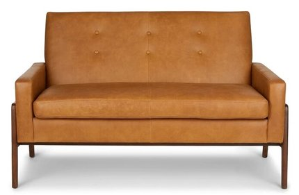 Nord Loveseat Charme Tan