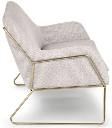 Article Forma Loveseat Milkyway Ivory