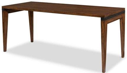 """Madera 71"""" Desk Chestnut"""