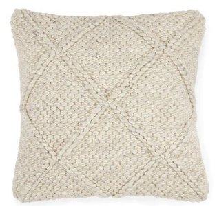 Article Criss Boho Pillow Natural Ivory