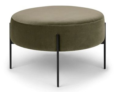 Article Macca Ottoman Juniper Green