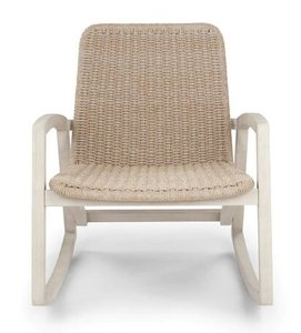 Lynea Rocking Chair Brushed Taupe