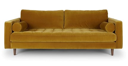 Sven Sofa Yarrow Gold