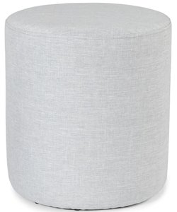 Article Cilo Ottoman Mist Gray