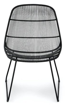 Article Selka Chair Black