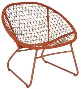 Article Bene Lounge Chair Sienna Red