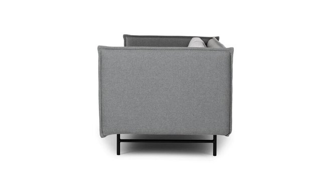 Article Hudson Duo Sofa Gray