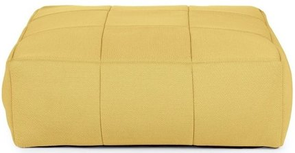 Article Corvos Ottoman Tuscan Yellow