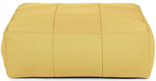 Article Corvos Ottoman Tuscan Yellow