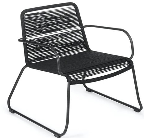 Article Mirow Chair Ink Black