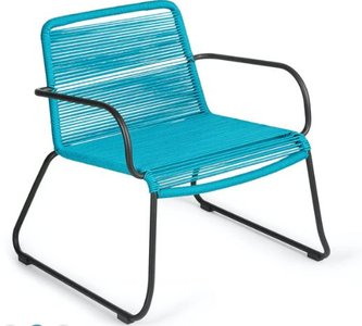 Article Mirow Chair Deep Aqua
