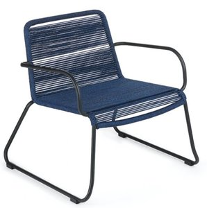 Article Mirow Chair Heathered Navy