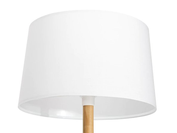 Arvo Floor Lamp White