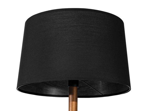 Article Arvo Floor Lamp Black