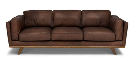 Timber Mid-Century Modern Charme Chocolat