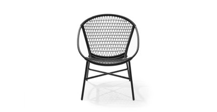 Article Sala Outdoor Lounge Chair Graphite