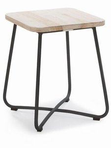 Article Nimbus Contemporary Side Table Graphite