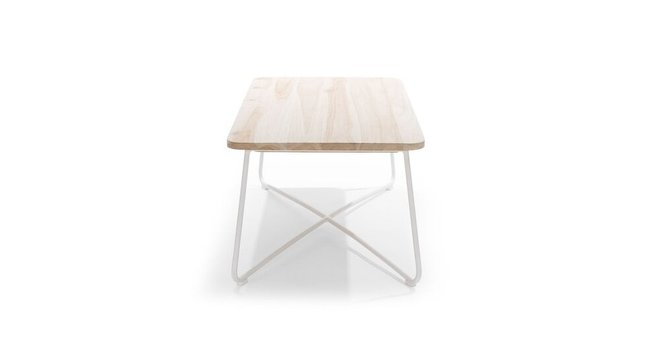 Nimbus Contemporary Outdoor Coffee Table White