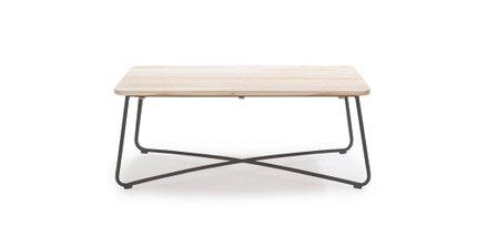 Nimbus Contemporary Outdoor Coffee Table Graphite