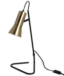 Article Torch Table Lamp/Task Lamp Black