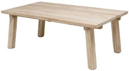 Article Teaka Dining Table For 6 Natural Teak