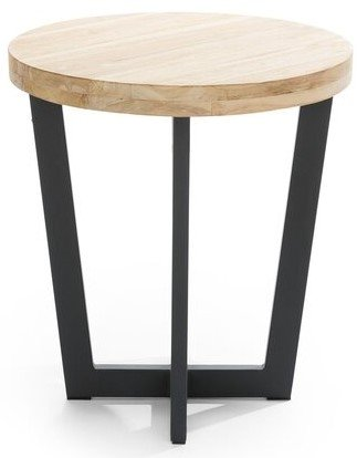Article Toba Side Table Natural Teak