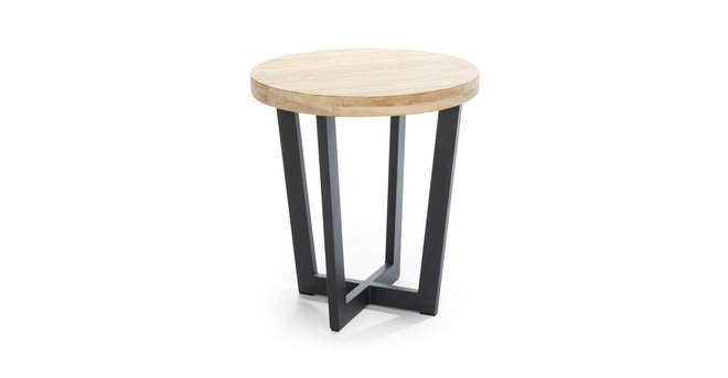 Toba Side Table Natural Teak
