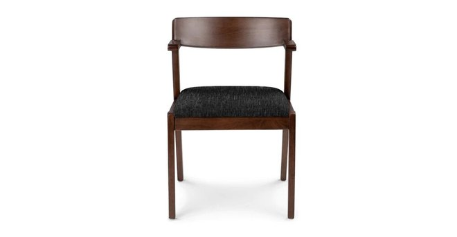 Article Zola Dining Chair Licorice
