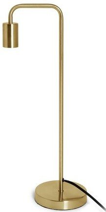 Article Beacon Contemporary Table Lamp Brass