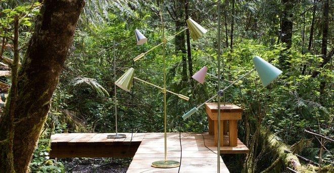 Beam Table Lamp Mint