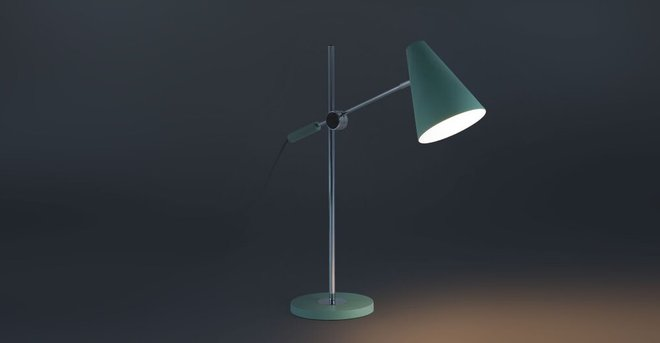 Beam Table Lamp Mint